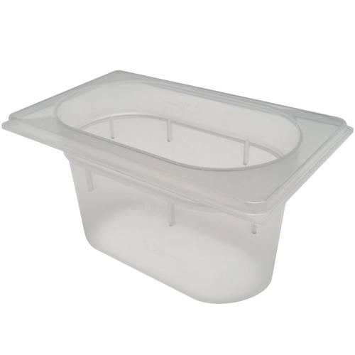 Plastic gastronorm pans