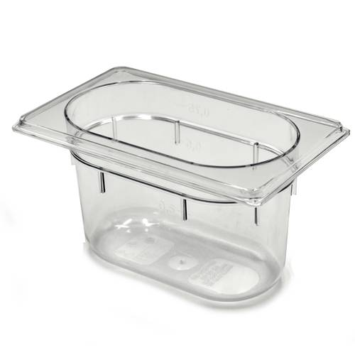 Polycarbonaat gastronorm containers