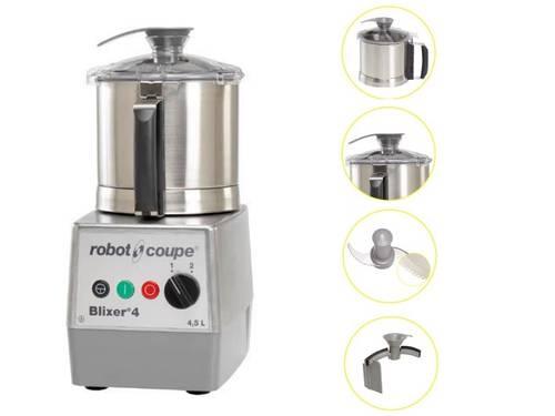 Blixer® 4 ROBOT COUPE dreiphasig