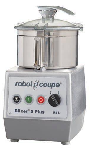 Blixer® 5 PLUS ROBOTER COUPE dreiphasig