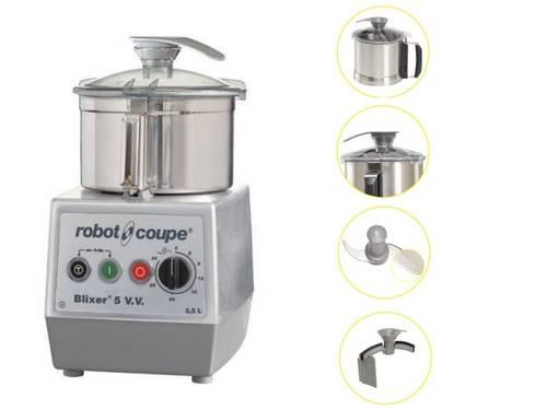 Blixer® 5 V.V. ROBOTER COUPE