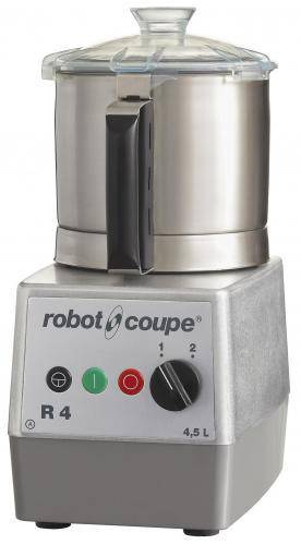 Cutter mixer R4 ROBOT COUPE three phase