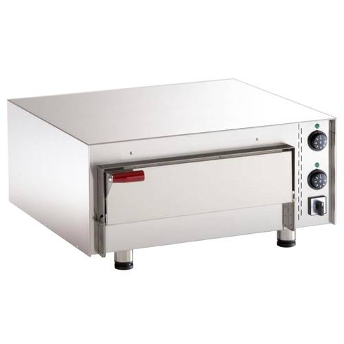 Electric pizza oven 51x51 cm chamber