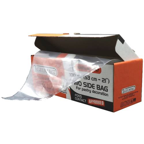 Package of 100 disposable pastry bag
