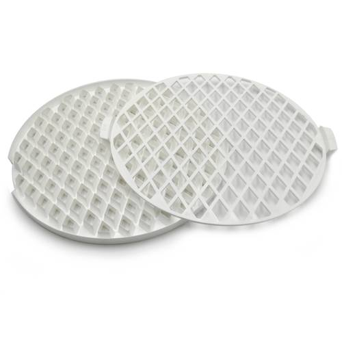 Lattice dough cutting matrix diameter 30cm
