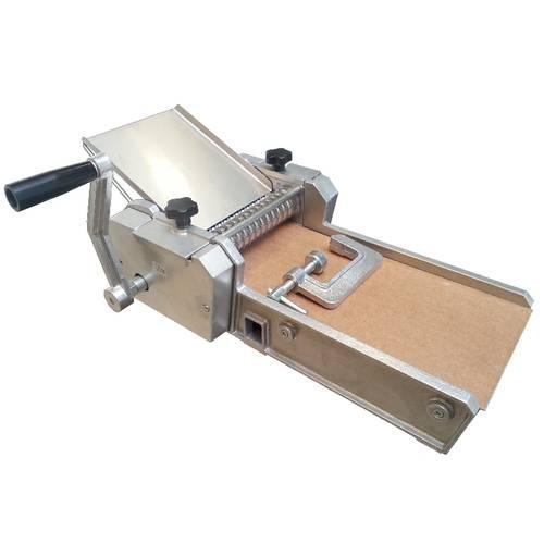 Grissinatrice manuale da banco in fusione d'alluminio