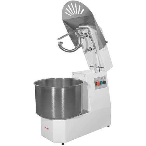 Tilt head spiral dough mixer 5 Kg professional
