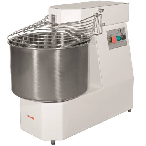 Spiral dough mixer 35 kg professional