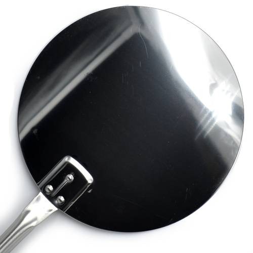 """Household small round pizza peel """"Venezia"""" stainless steel Lilly"""