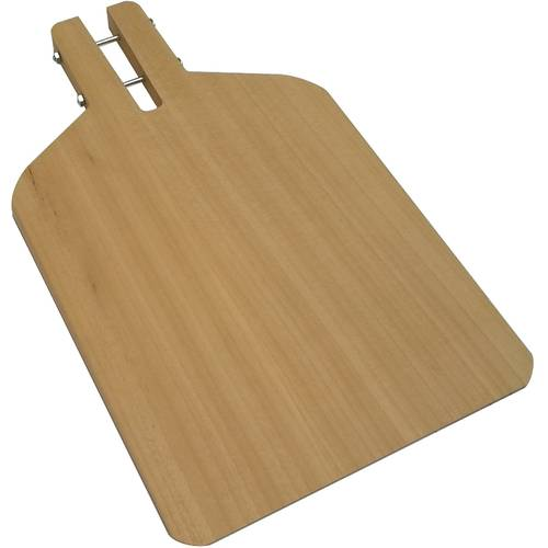 Wooden paddle for bread
