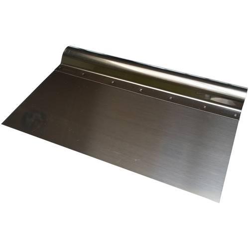 Raschia in acciaio inox