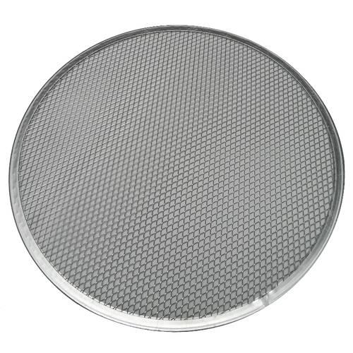 Aluminium-Pizzanetz mit großen Maschen