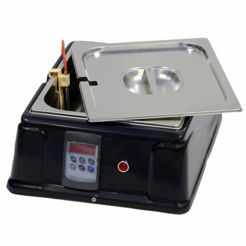 Professionelle digitale Schokoladen-Auftaumaschine 6 Liter