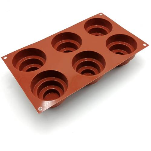 Silicone moulds for wonder cakes