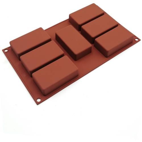 Stampi in silicone per dolci rettangolari