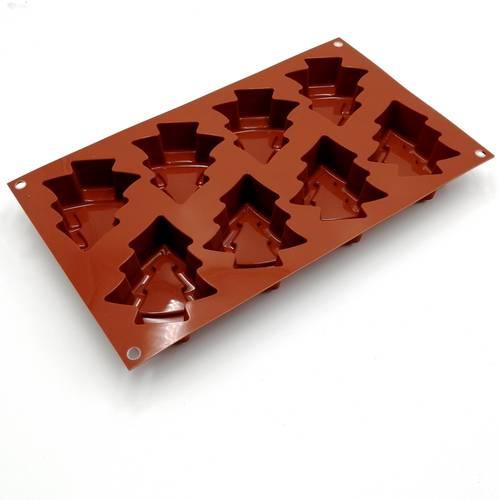 Stampo in silicone a forma di pino di Natale