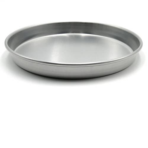 Aluminum tart mould