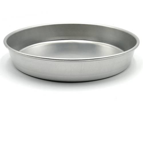 Aluminum cake tin