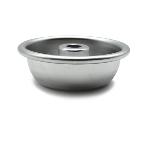 Aluminium-Mini-Doughnut-Form mit Loch