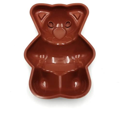 Stampo orso in silicone