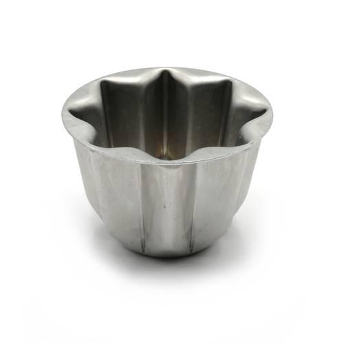 Form für Pandoro in Aluminium von 100 Gramm