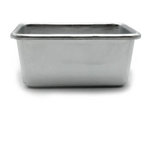 Aluminum mini loaf tin
