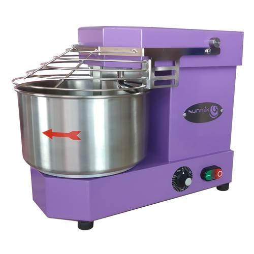 Spiral dough mixer 6 Kg Sun 6 by Sunmix SUMMER EDITION
