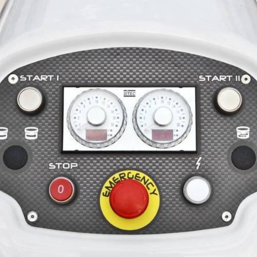 Spiral dough mixer 30 Kg Sun 30TL by Sunmix professional