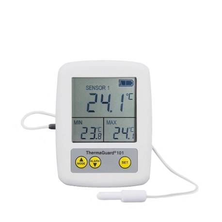 Professional digital frigde thermometer ThermaGuard