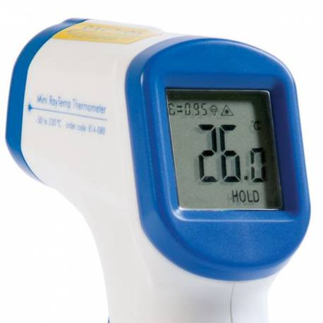 Infrared thermometer Mini Ray Temp