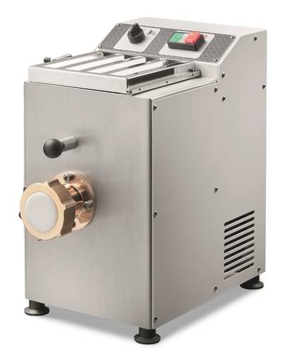 Macchina per pasta fresca elettrica professionale produzione oraria 4 kg capacità 1,7 kg