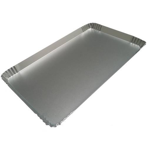 Aluminium display tray