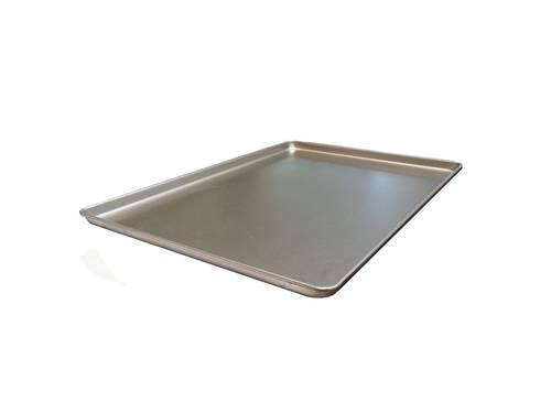 Teglia da forno a vassoio in lamiera alluminata cm 60x40