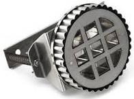 Edelstahl-Teigausstecher für Törtchen Durchmesser 8,5 cm