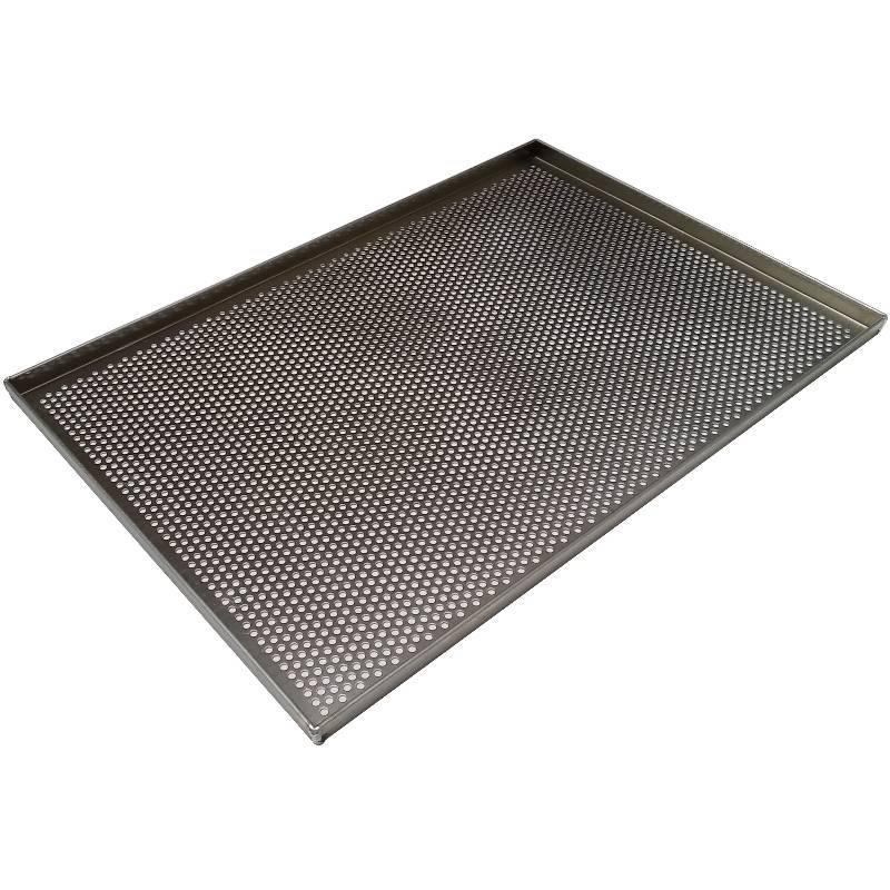 Aluminium baking trays